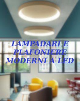Lampadari a LED